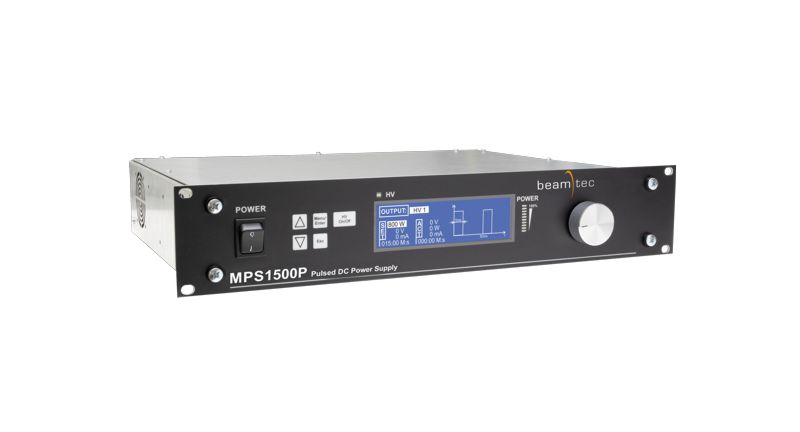 New pulsed DC power supply